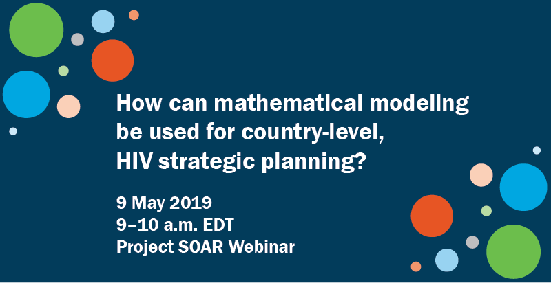 Webinar—How can mathematical modeling be used for country